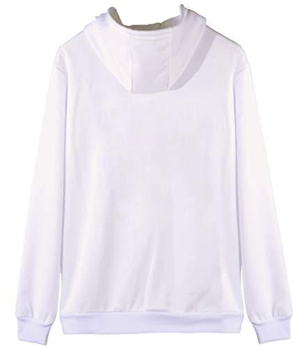 Pull Dj Printemps L'automne Blanc De Oliphee Le Fans Marshmello Pour Homme Et 6T4ndqXwx