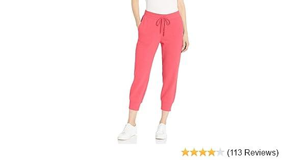 Essentials Damen Athletic-Pants French Terry Fleece Capri Jogger Sweatpant