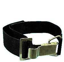 Tank Band With Metal Buckle (Accessories Compensators Bc Gear Buoyancy)