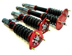 Megan Racing MR-CDK-ME95 Street Series 32 Way Adjustable Coilovers (Series Track Megan Racing)