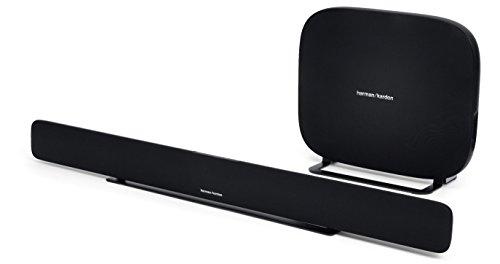 (Harman Kardon Wireless Soundbar Audio System Adapter Black (Omni Bar+))