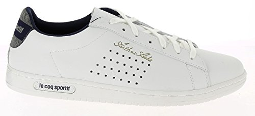 Le Sneakers Int Coq Mixte Blanc Ashe Basses Sportif Arthur Adulte BBwrx