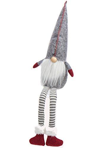 HUAN XUN Handmade Swedish Tomte Christmas Gnome - Christmas Ornaments Gifts Holiday Home Table Decor
