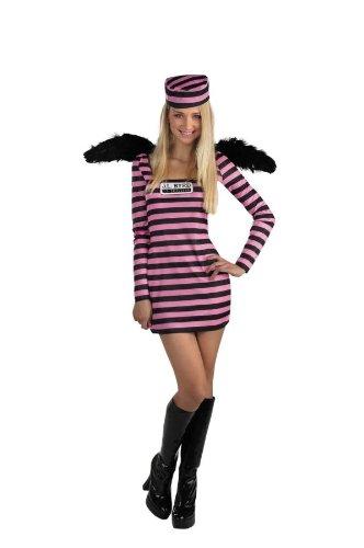 Jail Byrd Halloween Costume ()