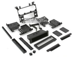 - Metra 1984-7501 Installation Multi-Kit for Select 1984-1997 Mazda Vehicles with Sub-Dash Mount Radios