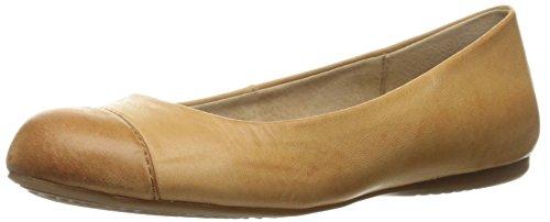 SoftWalk Women's Napa Shoe, Tan Luggage, 6.5 2W US by SoftWalk