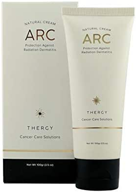 ARC Natural Cream, FDA Approved, Pre-Radiation Treatment for All Skin Types, Prevents Skin Damage, Soothing Healing Radiation Relief, Paraben Free 3.5 oz,