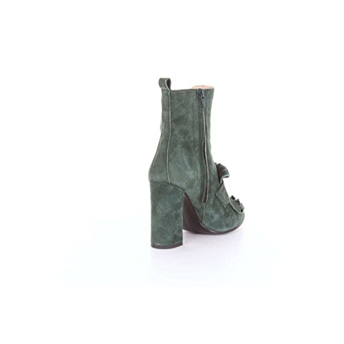 Green 3703a Ankle Boot Dark Alessandro Dell'acqua Women nH4qZYUz