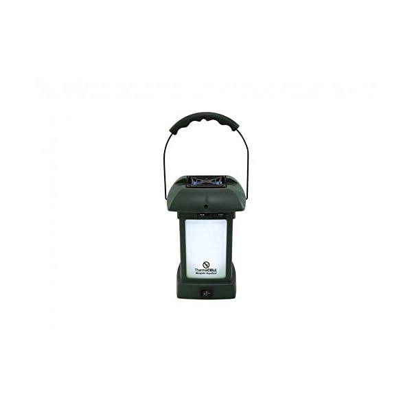 Thermacell Antizanzara Portatile Luminoso, Verde, 26.67x15.88x13.97 cm 1 spesavip