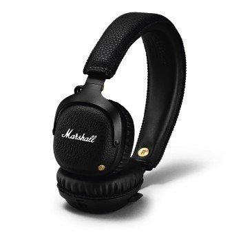 Marshall Mid Negro Circumaural Diadema Auricular Auriculares: Amazon.es: Electrónica