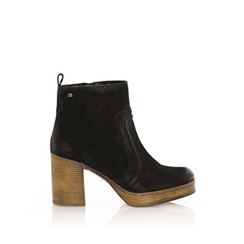 MTNG 94598 Serraje Negro, Chaussures Femme, (Serraje Negro), 36 EU