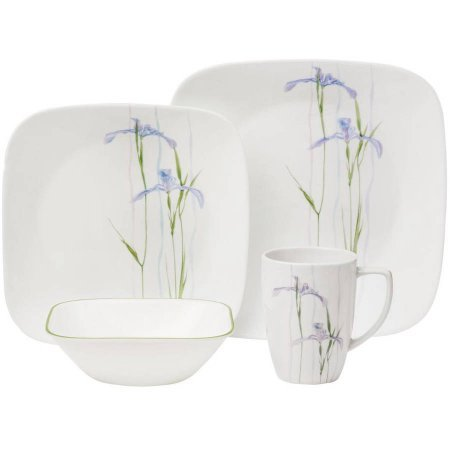 corelle small square bowls - 2