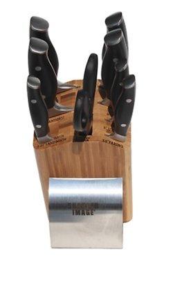 Sharper Image Knife Set - 2