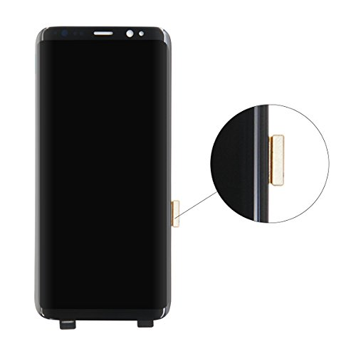 HJSDtech LCD Display Screen Touch Screen Digitizer Assembly Replacement for Samsung Galaxy S8 by HJSDtech (Image #1)