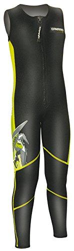 Camaro Farmer John Junior Wetsuits, Black, X-Large by Camaro (Image #1)
