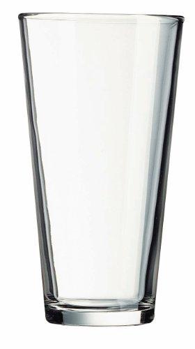 Arc International Luminarc Specialty Pub Glass, 20.5-Ounce, Set of (24% Lead Crystal Decanter)