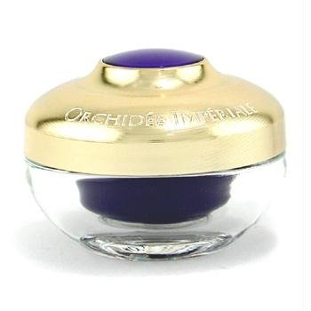 Guerlain Orchidee Imperiale Exceptional Complete Care Eye and Lip Cream for Unisex, 0.5 Ounce by Guerlain