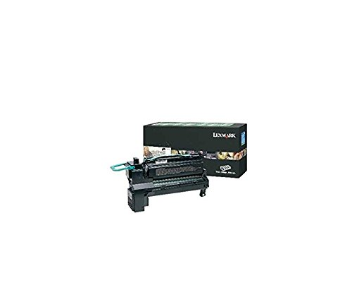 - Lexmark 58D1U0E Ultra HIGH Yield Contract Toner Cartridge, Black