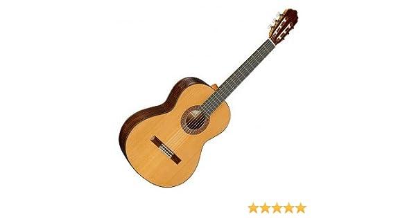 Alhambra 4P Pepe toldo LR4 – Guitarra clásica: Amazon.es ...
