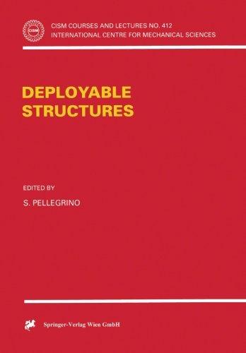 Deployable Structures (CISM International Centre for Mechanical Sciences)