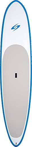 Surftech Generator Stand Up Paddle Board, White/Blue, 10-Feet 6-Inch