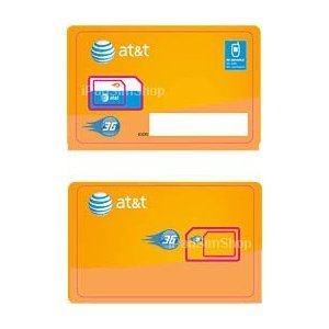 AT&T Micro SIM Card