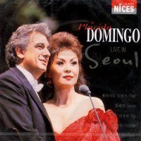 Price comparison product image Placido Domingo: Live in Seoul by Unknown (1997-08-22)