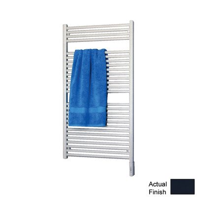 Runtal RTR-4624-5008 Radia Hydronic Towel Radiator 46-in H x 24-in W Gray Blue 5008 Hydronic Towel Radiator
