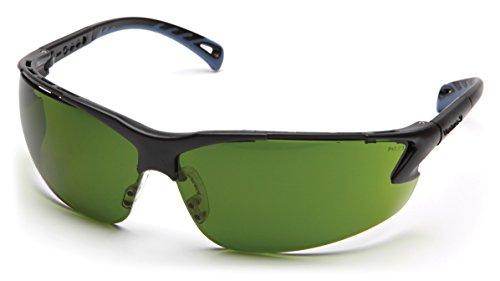 Pyramex Venture 3 Safety Glasses, 3.0 IR H2X Anti-Fog ()