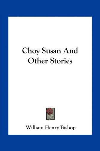 Choy Susan And Other Stories