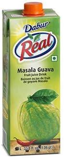 マサラ グアバ ドリンク 1L Dabur Masala Guava Juice ジュース SARTAJ サルタージ