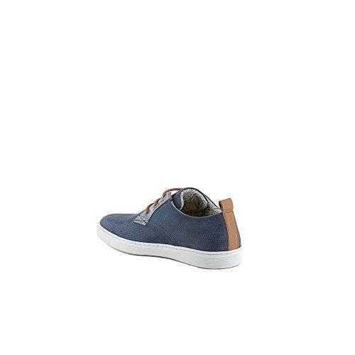 Bullboxer 779-K2-3939I Zapatos de cordones Hombre azul, EU 41