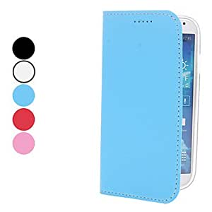 get Litchi Grain Full Body Case with Stand for Samsung Galaxy S4 I9500 (Assorted Colors) , Pink