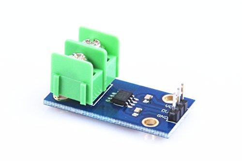 KNACRO 5A AC and DC Current Sensor Module ACS712 Arduino ACS712ELCTR-05B (5A) -