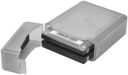 Switty IO SY-ACC25014 - Caja de almacenamiento IDE SATA HDD (6,35 cm), color gris: Amazon.es: Hogar