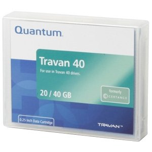 Data Cartridge QUANTUM Travan 40GB