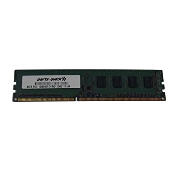 8GB DDR3 Memory Upgrade for HP Compaq Elite 8300 SFF/ CM PC3 ...