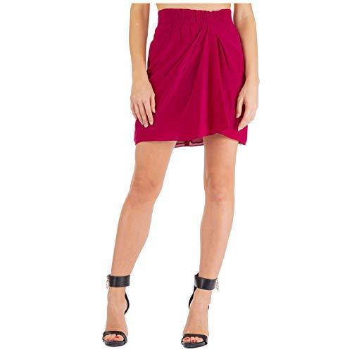 Isabel Marant Étoile Women Mini Skirt Fucsia
