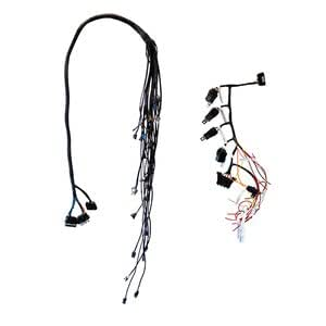amazon com  cbm motorsports delphi mefi 4 wiring harness