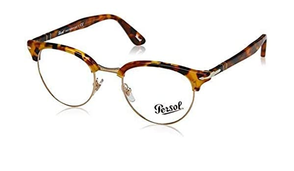 30b1e45423943 Eyeglasses Persol PO 8129 V 1052 MADRETERRA  Amazon.ca  Clothing    Accessories