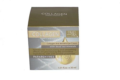 Dead Sea Collection Collagen Anti Wrinkle Eye Cream with Dead Sea (Dead Sea Eye)
