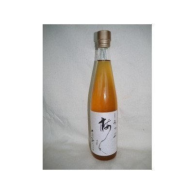 Nanaore plum union Nanaore plum syrup plum 500ml by Nanaore plum union