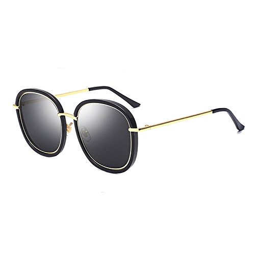 MOLKA Semi Rimless Polarized Sunglasses Women Men Retro Brand Sun Glasses - Ford Case Sunglasses Storage