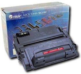 001 Black Toner Cartridge (Troy - Toner Secure 02-81135-001 Toner Cartridge - Black by Troy)