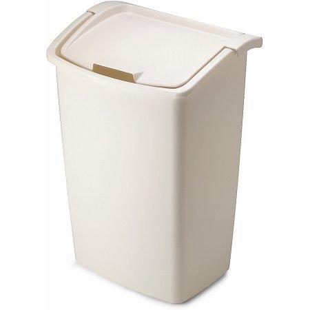 Dual Action Wastebasket - 9