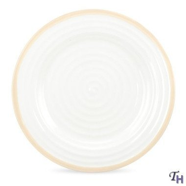 (Sophie Conran Carnivale Dinner Plate Biscuit Banded by Sophie Conran)