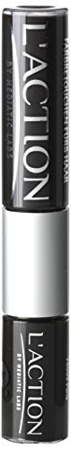 WENKO 7304500 Haar-Mascara 2 in 1 Braun, Fassungsvermögen 0.009 L, Chemie, 1.5 x 10 x 1.5 cm, Transparent