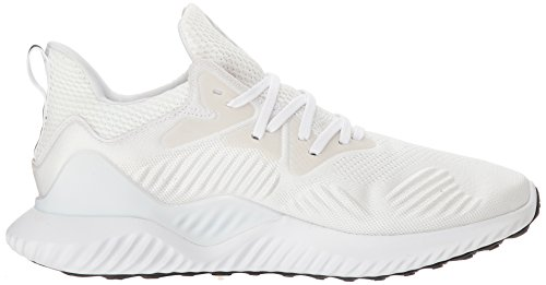 adidas Men's Alphabounce Beyond Running Shoe white/Silver Metallic/White, 7.5 M US by adidas (Image #6)