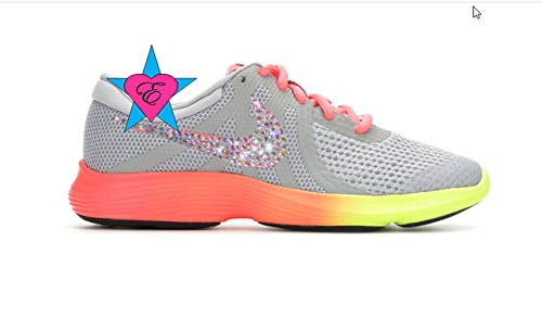 : Crystal Bedazzled Nikes for Kids   Nike