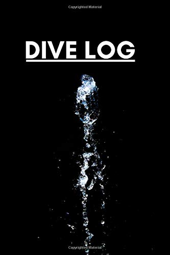 Dive Log  Scuba Diver Pro Logbook With World Map For Beginner Intermediate And Experienced Divers For Logging Over 100 Dives.